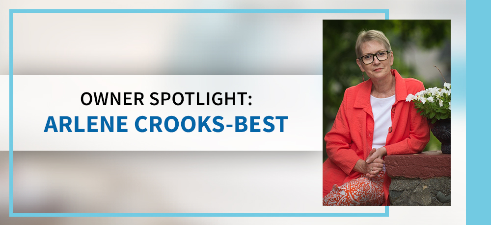 Owner Spotlight: Arlene Crooks-Best